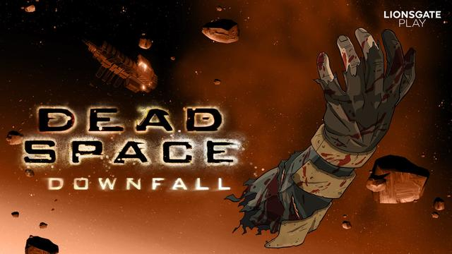 Watch Dead Space Downfall English Animation Hd Movie Online For